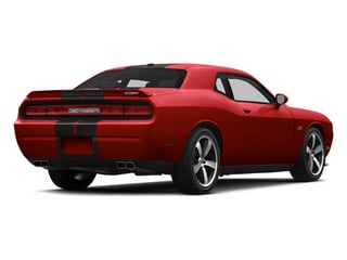 Redline 3 Coat Pearl 2014 Dodge Challenger Pictures Challenger Coupe 2D SRT-8 V8 photos rear view