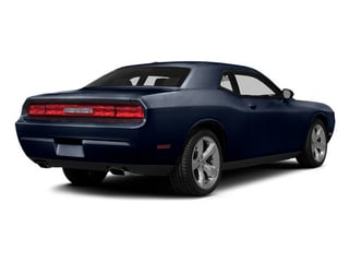 Jazz Blue Pearlcoat 2014 Dodge Challenger Pictures Challenger Coupe 2D R/T V8 photos rear view