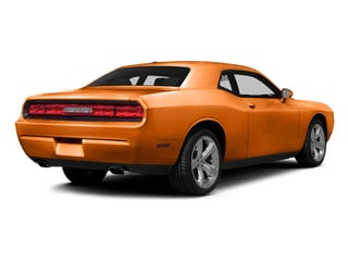 Header Orange Clearcoat 2014 Dodge Challenger Pictures Challenger Coupe 2D R/T V8 photos rear view