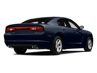 Jazz Blue Pearlcoat 2014 Dodge Charger Pictures Charger Sedan 4D SE AWD V6 photos rear view