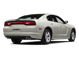 Ivory Tri-Coat Pearl 2014 Dodge Charger Pictures Charger Sedan 4D SXT V6 photos rear view