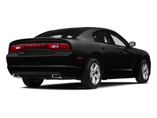 Pitch Black 2014 Dodge Charger Pictures Charger Sedan 4D SXT V6 photos rear view