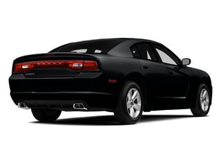 Phantom Black Tri-Coat Pearl 2014 Dodge Charger Pictures Charger Sedan 4D SE AWD V6 photos rear view