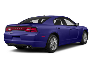 Plum Crazy Pearlcoat 2014 Dodge Charger Pictures Charger Sedan 4D R/T AWD V8 photos rear view