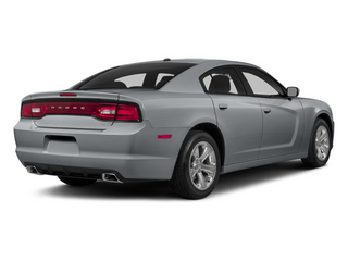 Billet Silver Metallic Clearcoat 2014 Dodge Charger Pictures Charger Sedan 4D R/T V8 photos rear view