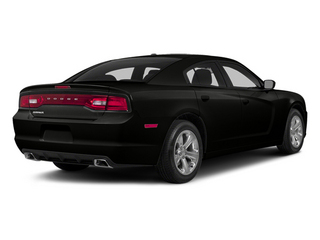 Pitch Black 2014 Dodge Charger Pictures Charger Sedan 4D R/T V8 photos rear view