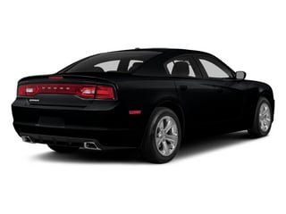 Phantom Black Tri-Coat Pearl 2014 Dodge Charger Pictures Charger Sedan 4D R/T V8 photos rear view