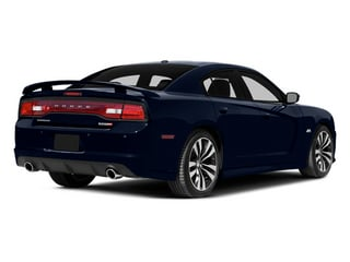Jazz Blue Pearlcoat 2014 Dodge Charger Pictures Charger Sedan 4D SRT-8 V8 photos rear view
