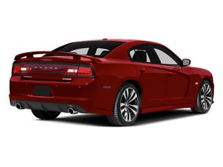 Redline 3 Coat Pearl 2014 Dodge Charger Pictures Charger Sedan 4D SRT-8 V8 photos rear view