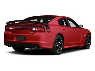 Torred 2014 Dodge Charger Pictures Charger Sedan 4D SRT-8 Super Bee V8 photos rear view
