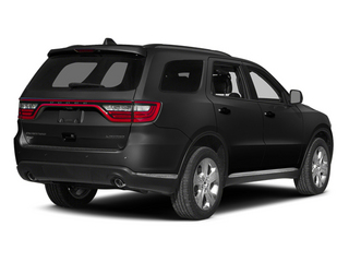 Brilliant Black Crystal Pearlcoat 2014 Dodge Durango Pictures Durango Utility 4D Citadel AWD V6 photos rear view