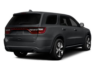 Granite Crystal Metallic Clearcoat 2014 Dodge Durango Pictures Durango Utility 4D R/T 2WD V8 photos rear view