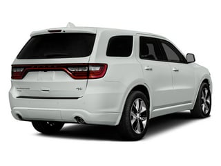 Bright White Clearcoat 2014 Dodge Durango Pictures Durango Utility 4D R/T 2WD V8 photos rear view