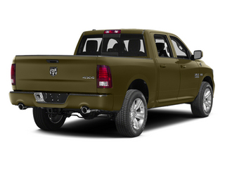 Prairie Pearlcoat 2014 Ram Truck 1500 Pictures 1500 Crew Cab Outdoorsman 4WD photos rear view