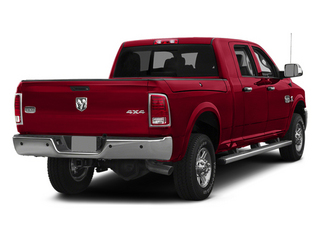 Agriculture Red 2014 Ram 2500 Pictures 2500 Mega Cab SLT 4WD photos rear view