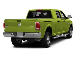 National Safety Yellow 2014 Ram 2500 Pictures 2500 Mega Cab SLT 4WD photos rear view