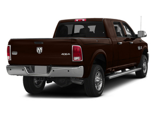 Western Brown 2014 Ram 2500 Pictures 2500 Mega Cab SLT 4WD photos rear view