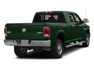 Timberline Green Pearlcoat 2014 Ram 2500 Pictures 2500 Mega Cab SLT 4WD photos rear view