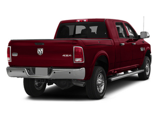 Deep Cherry Red Crystal Pearlcoat 2014 Ram 2500 Pictures 2500 Mega Cab SLT 4WD photos rear view