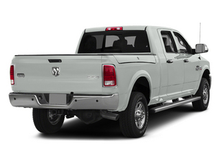 Bright White Clearcoat 2014 Ram 2500 Pictures 2500 Mega Cab SLT 4WD photos rear view
