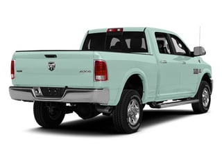 Robin Egg Blue 2014 Ram 2500 Pictures 2500 Crew Cab SLT 2WD photos rear view