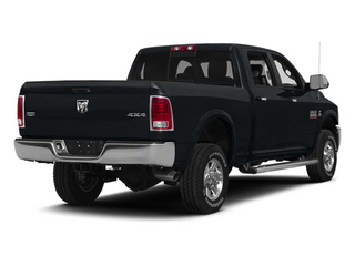 Maximum Steel Metallic Clearcoat 2014 Ram Truck 2500 Pictures 2500 Crew Cab Longhorn 2WD photos rear view