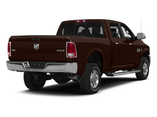Western Brown 2014 Ram Truck 2500 Pictures 2500 Crew Cab Longhorn 2WD photos rear view