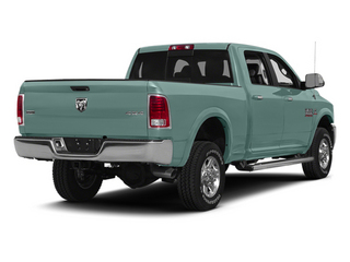 Light Green 2014 Ram 2500 Pictures 2500 Crew Cab SLT 2WD photos rear view