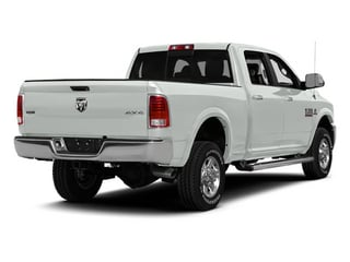 Bright White Clearcoat 2014 Ram Truck 2500 Pictures 2500 Crew Cab Longhorn 2WD photos rear view