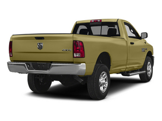Light Cream 2014 Ram Truck 2500 Pictures 2500 Regular Cab Tradesman 4WD photos rear view