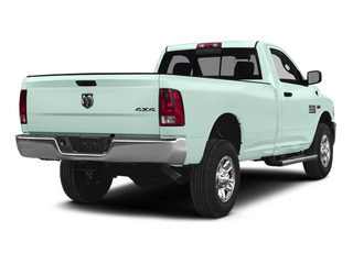 Robin Egg Blue 2014 Ram Truck 2500 Pictures 2500 Regular Cab Tradesman 4WD photos rear view