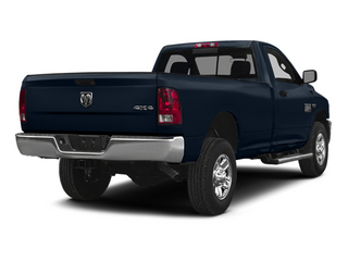 True Blue Pearlcoat 2014 Ram Truck 2500 Pictures 2500 Regular Cab Tradesman 4WD photos rear view