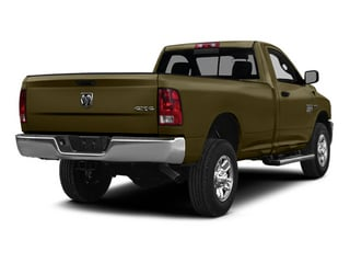 Prairie Pearlcoat 2014 Ram Truck 2500 Pictures 2500 Regular Cab Tradesman 4WD photos rear view
