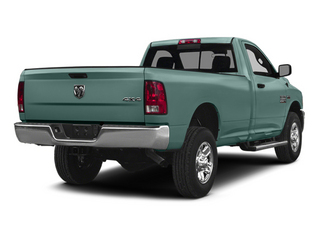 Light Green 2014 Ram Truck 2500 Pictures 2500 Regular Cab Tradesman 4WD photos rear view