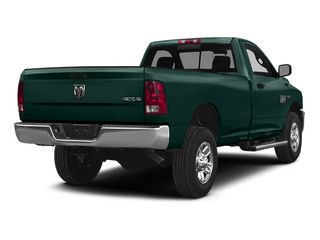 Timberline Green Pearlcoat 2014 Ram Truck 2500 Pictures 2500 Regular Cab Tradesman 4WD photos rear view