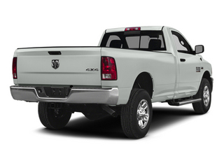 Bright White Clearcoat 2014 Ram Truck 2500 Pictures 2500 Regular Cab Tradesman 4WD photos rear view