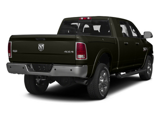Black Gold Pearlcoat 2014 Ram 3500 Pictures 3500 Mega Cab Longhorn 2WD photos rear view