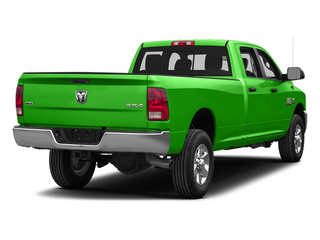 Hills Green 2014 Ram Truck 3500 Pictures 3500 Crew Cab SLT 2WD photos rear view