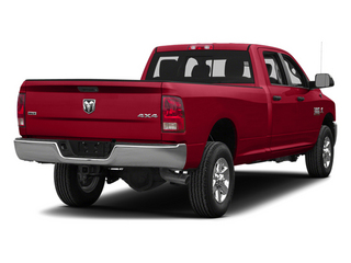 Agriculture Red 2014 Ram Truck 3500 Pictures 3500 Crew Cab SLT 2WD photos rear view