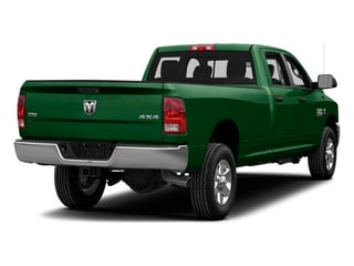 Tree Green 2014 Ram Truck 3500 Pictures 3500 Crew Cab SLT 2WD photos rear view