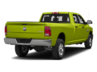 National Safety Yellow 2014 Ram Truck 3500 Pictures 3500 Crew Cab SLT 2WD photos rear view