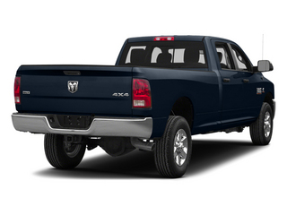True Blue Pearlcoat 2014 Ram Truck 3500 Pictures 3500 Crew Cab Longhorn 4WD photos rear view