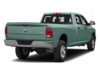 Light Green 2014 Ram Truck 3500 Pictures 3500 Crew Cab SLT 2WD photos rear view