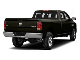 Black Gold Pearlcoat 2014 Ram Truck 3500 Pictures 3500 Crew Cab Longhorn 4WD photos rear view