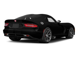 Special Paint 2014 Dodge SRT Viper Pictures SRT Viper 2 Door Coupe photos rear view