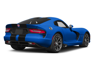 Competition Blue Pearl Coat 2014 Dodge SRT Viper Pictures SRT Viper 2 Door Coupe photos rear view