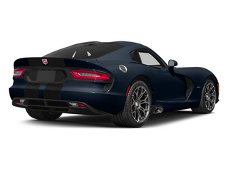 GTS-R Blue Pearlcoat 2014 Dodge SRT Viper Pictures SRT Viper 2 Door Coupe photos rear view