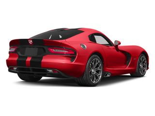 Adrenaline Red 2014 Dodge SRT Viper Pictures SRT Viper 2 Door Coupe photos rear view