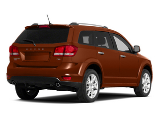 Copperhead Pearlcoat 2014 Dodge Journey Pictures Journey Utility 4D Crossroad AWD photos rear view