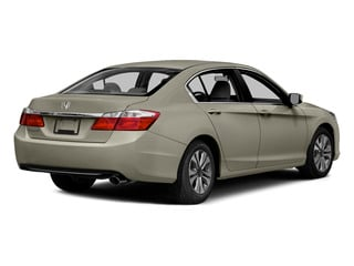 Champagne Frost Pearl 2014 Honda Accord Sedan Pictures Accord Sedan 4D LX I4 photos rear view